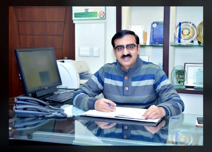 ZAHID IQBAL GHAURI (CEO).